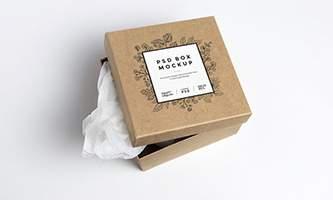 Бесплатные mockup-файлы коробок, футляров и прочей упаковки