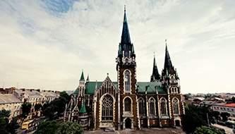 Красивые фото достопримечательностей г. Львов