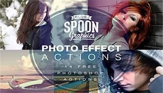 Подборка бесплатных экшенов Photoshop для улучшения вашей фотографии
