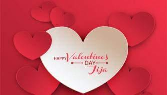 Рисуем открытку ко дню Святого Валентина в Фотошоп