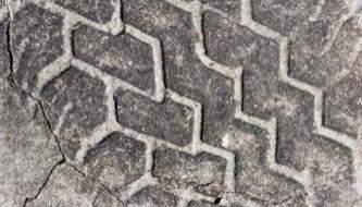 Подборка текстур следов от шин