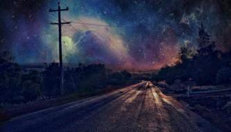 Подборка бесплатных фонов звёздного неба