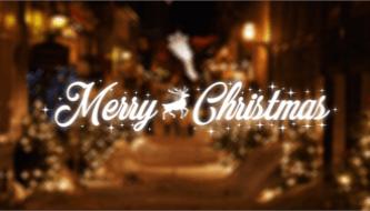 Коллекция бесплатных красивых рождественские шрифтов