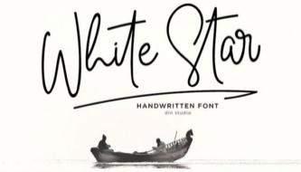 Подборка бесплатных рукописных шрифтов для современного графического дизайна