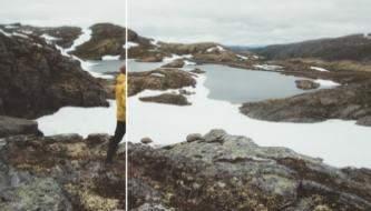 Как убрать человека из фотографии в Photoshop