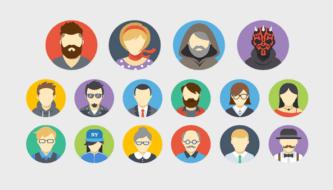 иконки аватарки