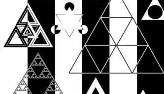 Подборка Фотошоп кистей - Треугольники