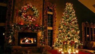 Новогодние и Рождественские обои для праздничной атмосферы
